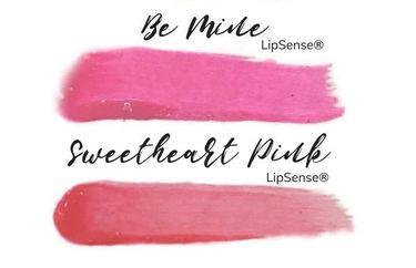 lipsense liquid lip color be mine